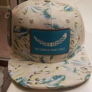 NWT Crossfit trucker hat